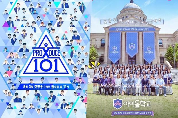 Giữa lúc đang bị điều tra gian lận, Mnet đã ủ mưu thực hiện show sống còn mới - Ảnh 2.
