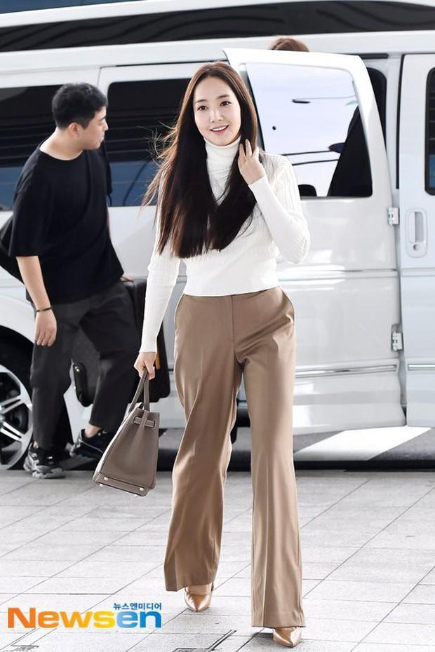 Park Min Young, Công nương Kate cho đến Hà Tăng đều chiếm spotlight dù lên đồ siêu đơn giản như nàng công sở - Ảnh 2.