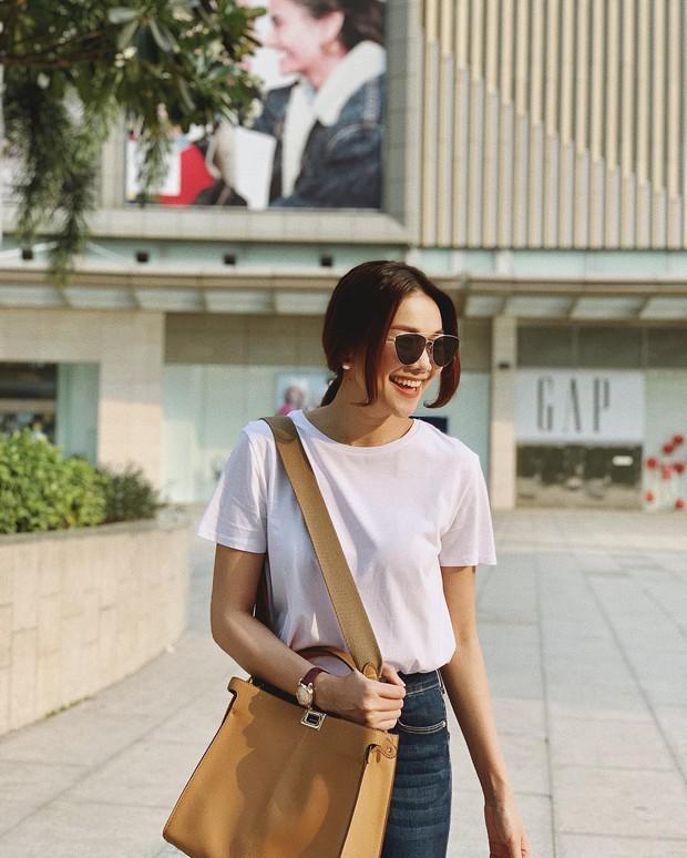 Bước sang U40, nàng nào chẳng muốn mặc trẻ và chất như Thanh Hằng nên đừng bỏ qua 4 công thức hack tuổi thần sầu của cô - Ảnh 4.