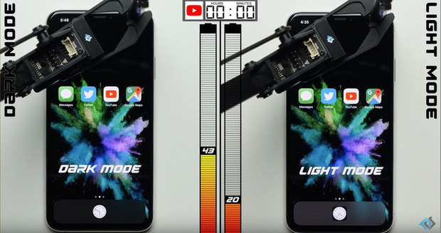 Thử nghiệm thực tế: Smartphone với màn OLED sử dụng được lâu hơn bao nhiêu khi dùng Dark Mode? - Ảnh 6.