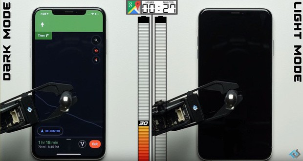 Thử nghiệm thực tế: Smartphone với màn OLED sử dụng được lâu hơn bao nhiêu khi dùng Dark Mode? - Ảnh 7.