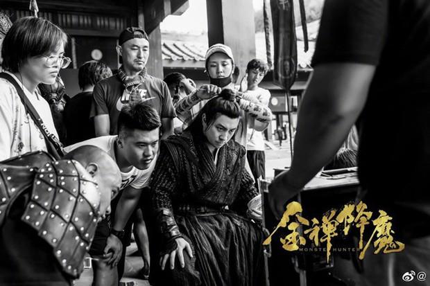 Sao nhí Thích Tiểu Long: Mở võ đường, làm đạo diễn, lăn xả để tìm kiếm ánh hào quang quá khứ - Ảnh 10.