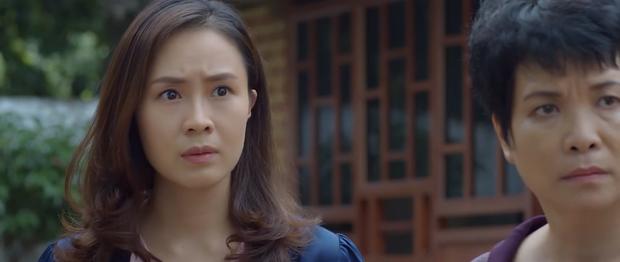 Preview Hoa Hồng Trên Ngực Trái tập 23: Thái ngang nhiên bán nhà của Khuê, bé Bống bị Trà tiểu tam bắt cóc? - Ảnh 3.