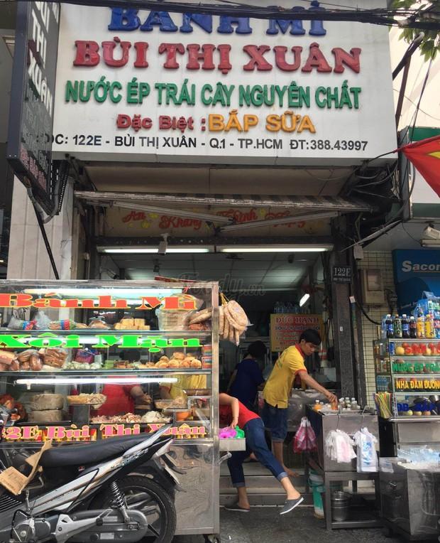 Chuyên trang nước ngoài bình chọn ra list 10 hàng bánh mì ngon nhất Sài Gòn, bất ngờ nhất với vị trí số 3 - Ảnh 18.