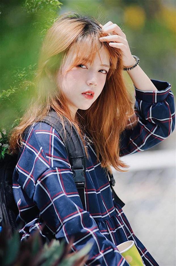 5 nữ sinh đang đi học bỗng nổi tiếng và thành hotgirl: Người được ví như Nancy Hàn Quốc, người bị nhầm là hotgirl Trung Quốc - Ảnh 9.