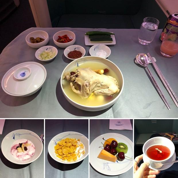 Suất ăn hạng nhất của 15 hãng hàng không này sẽ làm thay đổi quan niệm của bạn về chuyện ăn uống trên máy bay - Ảnh 38.