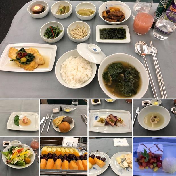 Suất ăn hạng nhất của 15 hãng hàng không này sẽ làm thay đổi quan niệm của bạn về chuyện ăn uống trên máy bay - Ảnh 39.