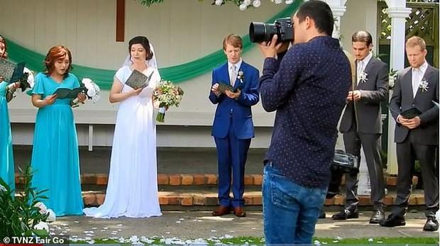 Chi đến hơn 90 triệu đồng chụp ảnh đám cưới, cặp đôi vẫn phàn nàn vì thợ chụp ảnh chỉnh sửa họ trông thon quá - Ảnh 3.