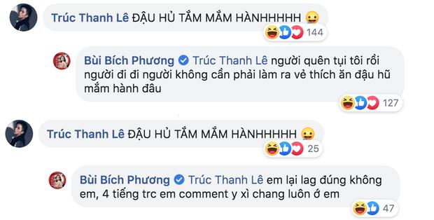 Bích Phương lên mạng hỏi ăn gì: Quang Trung bảo nấu nước sôi cũng ngon, Gil Lê hô vang khẩu hiệu đậu hũ tắm mắm hành và đây là kết quả - Ảnh 3.