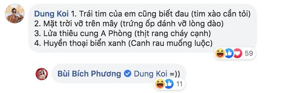 Bích Phương lên mạng hỏi ăn gì: Quang Trung bảo nấu nước sôi cũng ngon, Gil Lê hô vang khẩu hiệu đậu hũ tắm mắm hành và đây là kết quả - Ảnh 5.