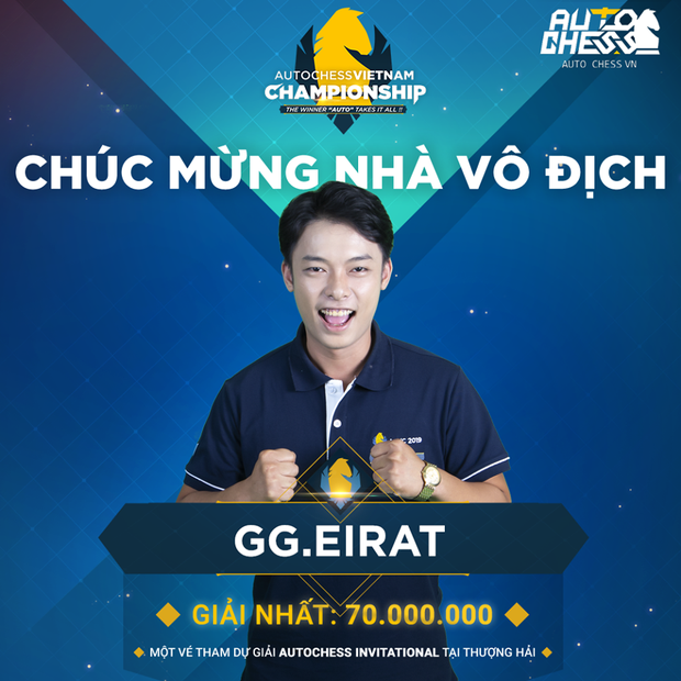 Việt Nam có 2 đại diện tham dự giải đấu Auto Chess lớn nhất hành tinh, tranh giải 1 triệu USD - Ảnh 2.
