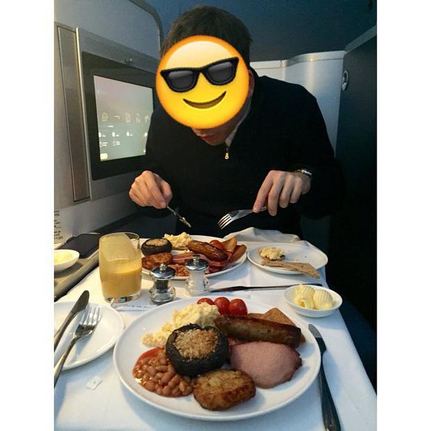 Suất ăn hạng nhất của 15 hãng hàng không này sẽ làm thay đổi quan niệm của bạn về chuyện ăn uống trên máy bay - Ảnh 24.