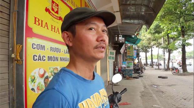 """Hà Nội : Rào chắn thêm tuyến đường Lê Đức Thọ - Lê Quang Đạo phục vụ thi công đường đua F1, người dân lại """"than"""" tắc đường - Ảnh 2."""