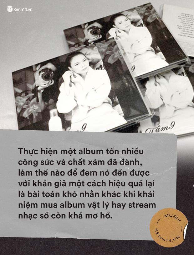 Phát hành album tại Việt Nam: Có nên liều ăn nhiều hay mãi e sợ trèo cao té đau? - Ảnh 3.