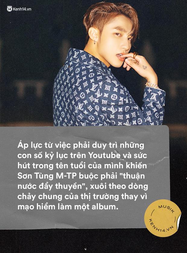 Phát hành album tại Việt Nam: Có nên liều ăn nhiều hay mãi e sợ trèo cao té đau? - Ảnh 5.