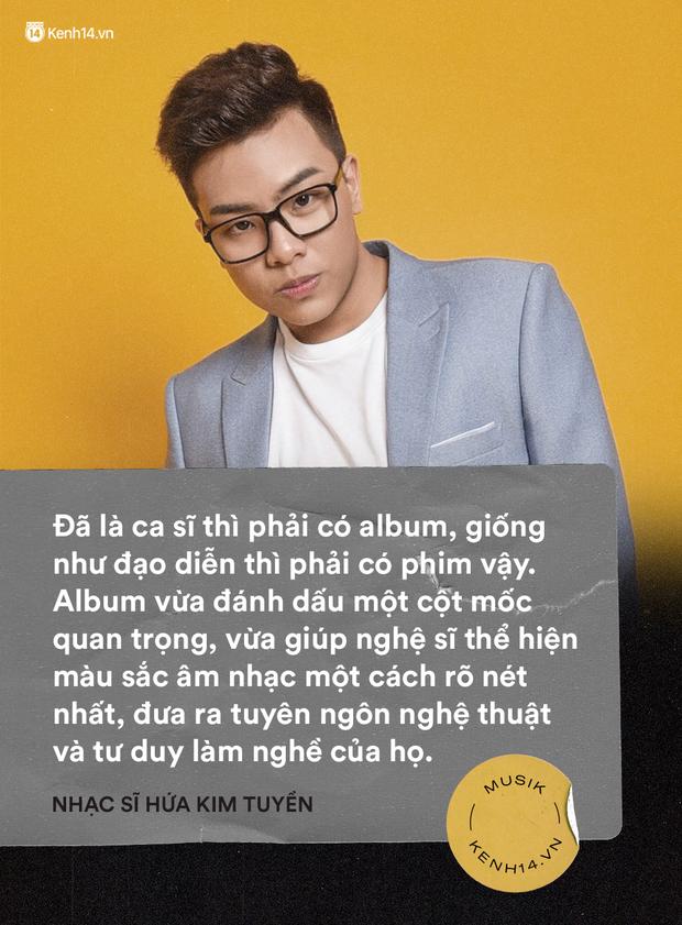 Phát hành album tại Việt Nam: Có nên liều ăn nhiều hay mãi e sợ trèo cao té đau? - Ảnh 6.