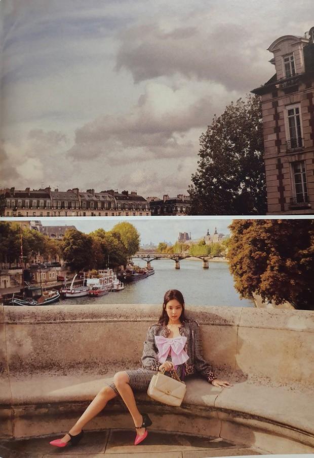 Ngộp thở vì ảnh tạp chí của Jennie - Lisa (BLACKPINK) ở châu Âu: Thần thái chưa gây choáng bằng nhan sắc xuất thần - Ảnh 6.