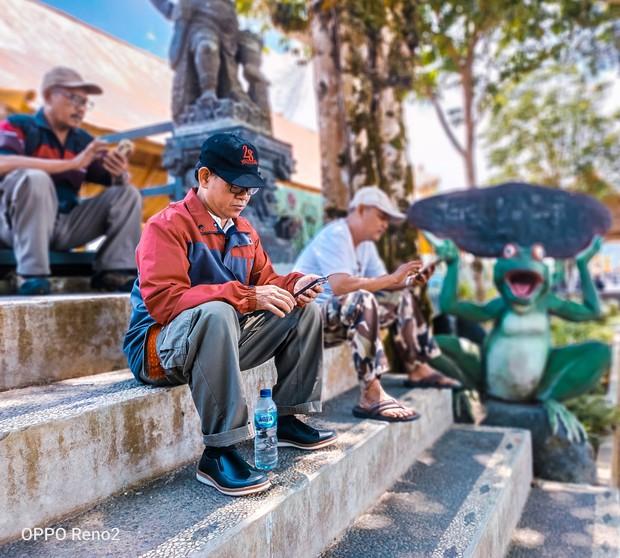 Bali đẹp xuất sắc qua ống kính đa chiều sáng tạo của OPPO Reno2 - Ảnh 3.