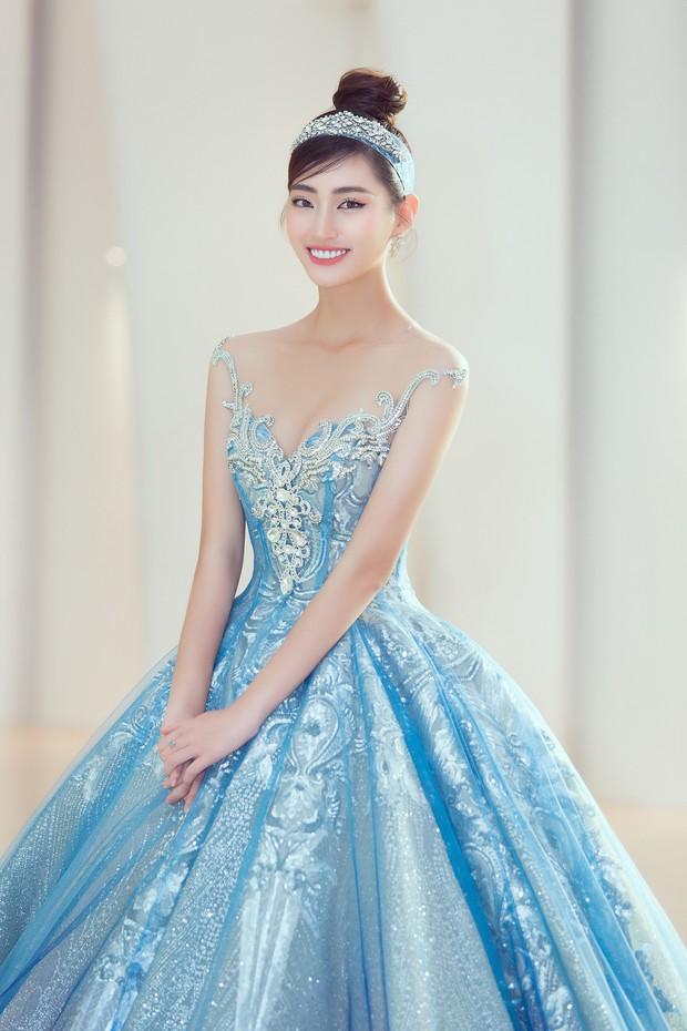 Khoảnh khắc xinh đẹp: Dàn Hoa hậu, Á hậu đình đám Vbiz đọ sắc, hoá Cinderella lộng lẫy như bước ra từ cổ tích - Ảnh 7.