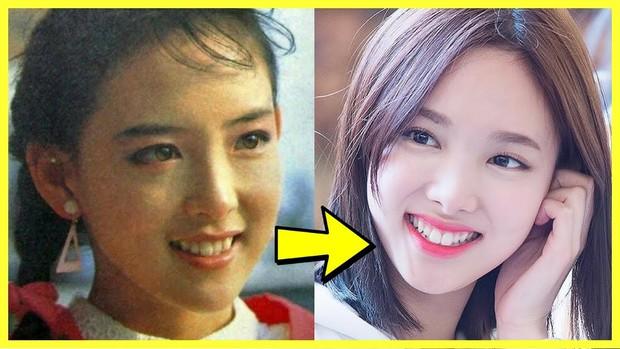 11 idol Kpop là bản sao của bố mẹ: Cha con nhà V (BTS) quá đỉnh, mẹ của mỹ nhân TWICE gây bão vì ảnh hồi trẻ - Ảnh 5.