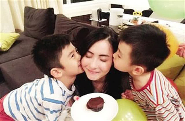 Con trai Trương Bá Chi gây xôn xao với phát ngôn: Tạ Đình Phong không xứng đáng với mẹ cháu - Ảnh 1.