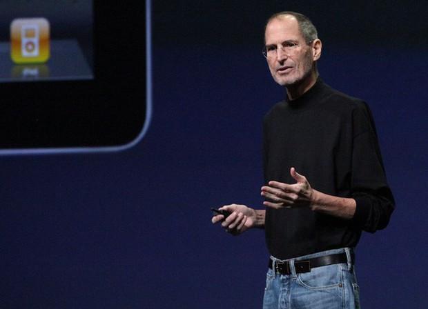 Học cách làm slide thuyết trình gây ấn tượng đỉnh cao như các sếp Apple: Bắt nguồn từ Steve Jobs! - Ảnh 3.