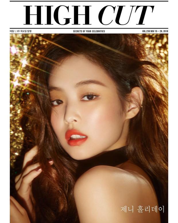 7 màu son làm nên diện mạo siêu xinh siêu sang của Jennie (Black Pink), ngắm rồi bạn sẽ muốn thử bằng hết - Ảnh 1.