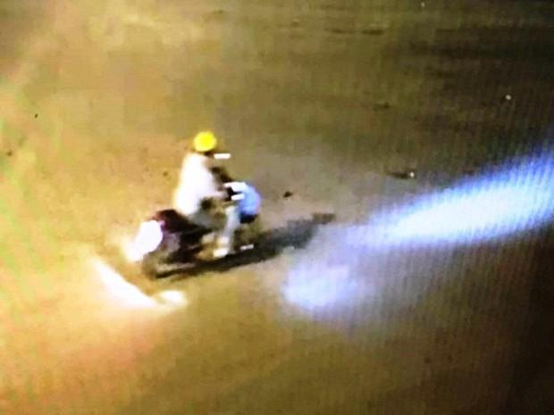 Nghi phạm giết nhân viên bảo hiểm xã hội đã xuất hiện tại Hà Nội? - Ảnh 1.