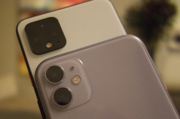 Bạn thân Apple tuyên bố iPhone 11 chụp đêm ăn đứt Google Pixel 4, có đầy đủ bằng chứng đây - Ảnh 1.