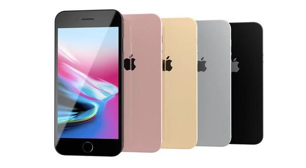 Concept iPhone SE 2 thiết kế đẹp khó cưỡng, kết hợp hoàn hảo giữa iPhone 8 và iPhone SE - Ảnh 1.