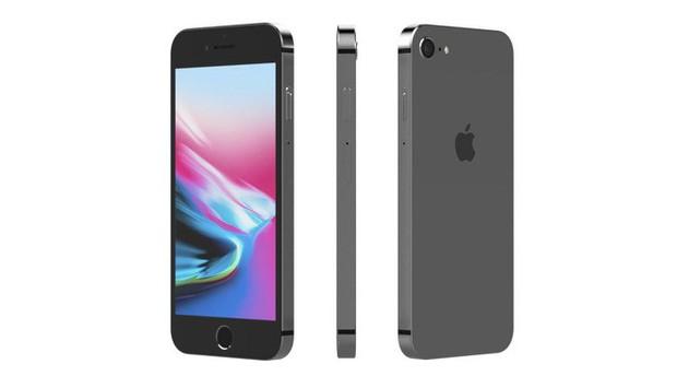 Concept iPhone SE 2 thiết kế đẹp khó cưỡng, kết hợp hoàn hảo giữa iPhone 8 và iPhone SE - Ảnh 2.