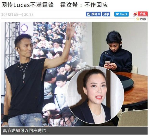 Con trai Trương Bá Chi gây xôn xao với phát ngôn: Tạ Đình Phong không xứng đáng với mẹ cháu - Ảnh 3.