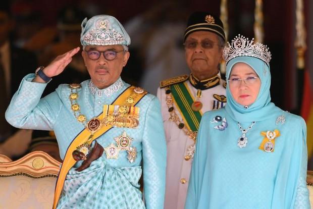 Hoàng tộc khắp thế giới tụ hội mừng Nhật hoàng Naruhito đăng quang - Ảnh 3.