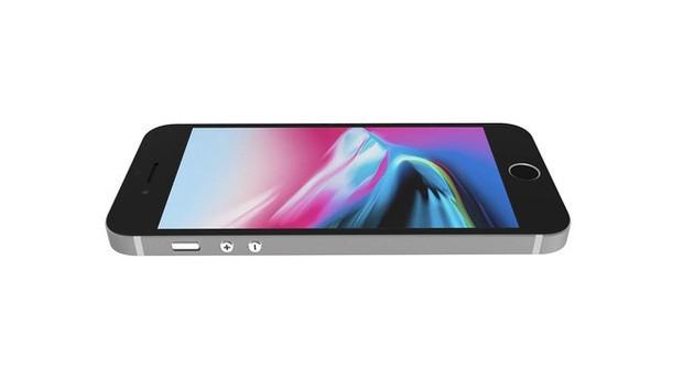 Concept iPhone SE 2 thiết kế đẹp khó cưỡng, kết hợp hoàn hảo giữa iPhone 8 và iPhone SE - Ảnh 3.