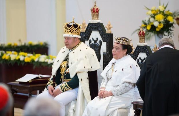 Hoàng tộc khắp thế giới tụ hội mừng Nhật hoàng Naruhito đăng quang - Ảnh 4.