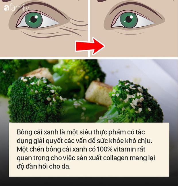 8 loại thực phẩm chị em nên ăn vì tốt từ tóc đến tim, lại giảm nếp nhăn và giảm cân - Ảnh 4.