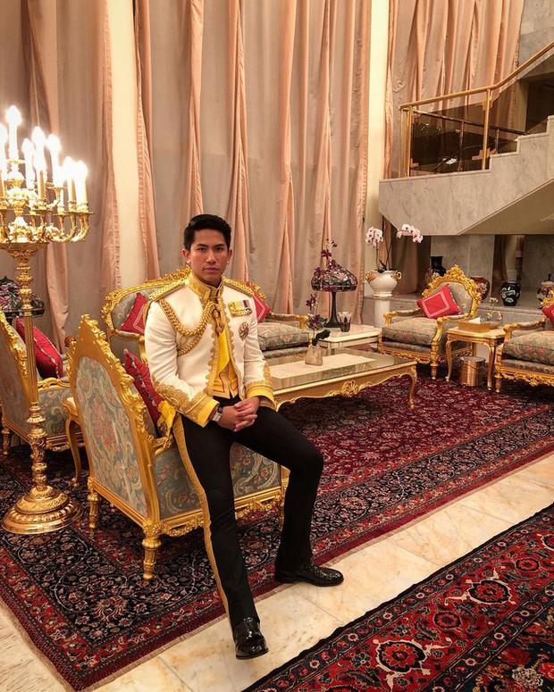 Dân mạng phát sốt với Hoàng tử Brunei lịch lãm trong Lễ đăng quang của Nhật hoàng Naruhito, lý lịch đúng chuẩn đẹp trai, nhà giàu, tài giỏi - Ảnh 5.