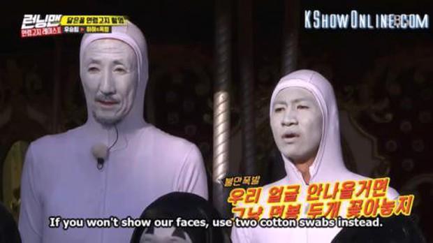 Lee Kwang Soo cười như chết đi sống lại khi thấy bản sao 55 tuổi nhảy vũ điệu con muỗi huyền thoại - Ảnh 8.