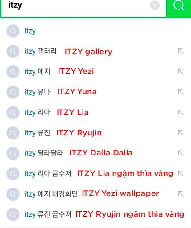 Debut gần 1 năm cùng ITZY nhưng duy nhất Chaeryeong mất hút trên top tìm kiếm, đến fan cũng chỉ biết thở dài bất lực - Ảnh 1.