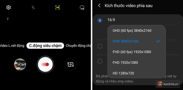 Hướng dẫn một vài cách quay video bắt mắt như phim điện ảnh bằng Galaxy Note 10 - Ảnh 2.