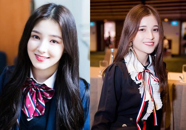 5 nữ sinh đang đi học bỗng nổi tiếng và thành hotgirl: Người được ví như Nancy Hàn Quốc, người bị nhầm là hotgirl Trung Quốc - Ảnh 1.