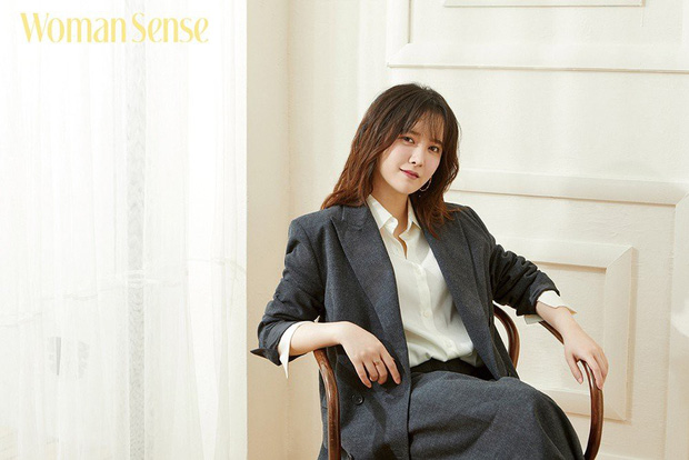 Bài phỏng vấn tạp chí đầu tiên của Goo Hye Sun giữa bão ly hôn: Tiết lộ tin nhắn cuối cùng chồng phũ phàng gửi khi cô đang nằm viện - Ảnh 1.