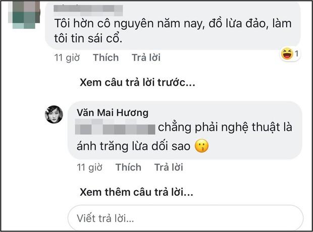 Văn Mai Hương lên tiếng khi bị nói lừa mọi người chuyện kết hôn để PR MV mới: Câu trả lời không thể hồn nhiên hơn! - Ảnh 1.