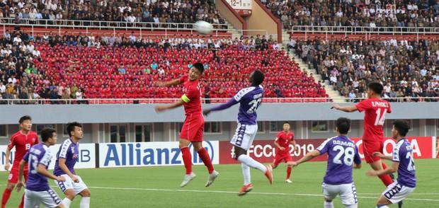 Đội bóng Triều Tiên cản bước Hà Nội FC bị trừng phạt, tước quyền tổ chức chung kết AFC Cup 2019 vì chơi một mình một luật - Ảnh 1.