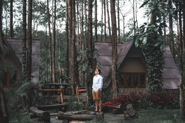 Ở Thái Lan xuất hiện 1 khu nghỉ dưỡng khiến giới trẻ rần rần, nhưng nhìn sao lại giống... Đà Lạt của Việt Nam quá vậy? - Ảnh 2.
