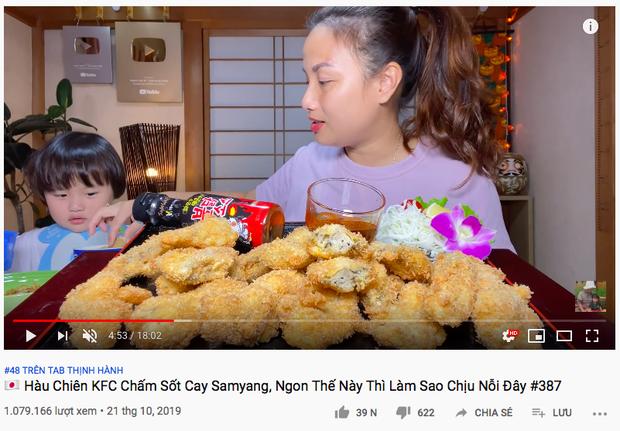Đẳng cấp của Quỳnh Trần JP - Youtuber ẩm thực đang hot nhất MXH: 5 ngày ra 5 video mukbang, thu về gần 6 triệu views nhanh ngỡ ngàng - Ảnh 10.
