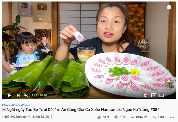 Đẳng cấp của Quỳnh Trần JP - Youtuber ẩm thực đang hot nhất MXH: 5 ngày ra 5 video mukbang, thu về gần 6 triệu views nhanh ngỡ ngàng - Ảnh 12.