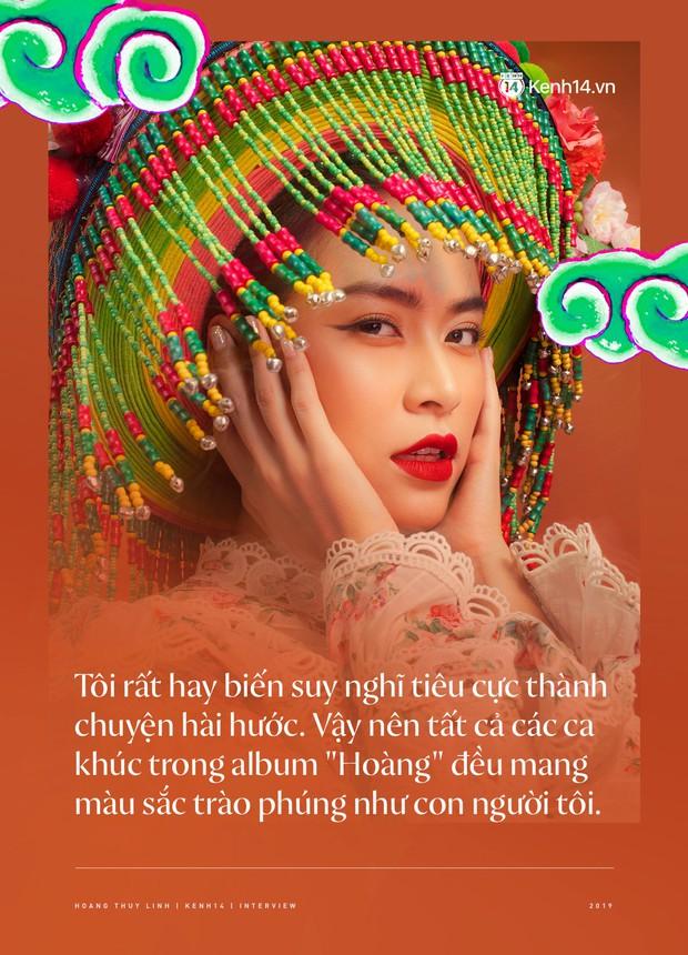 Hoàng Thuỳ Linh: Ngay cả lúc chết, Tấm vẫn là Hoàng Hậu, phải trải qua bao lần chết đi sống lại để quay về vị trí ban đầu - Ảnh 4.