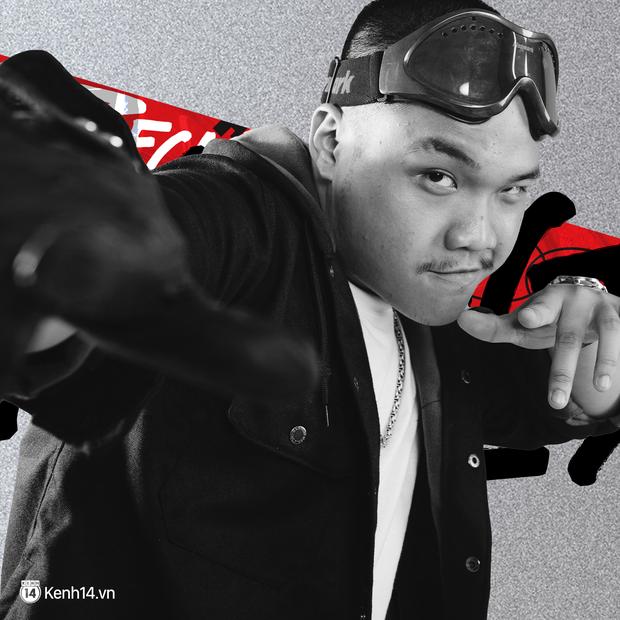 Beck'Stage Battle Rap – Giải đấu chất lượng và khắc nghiệt nhất từ trước đến nay dành cho các Rapper Việt đã chính thức bắt đầu! - Ảnh 5.