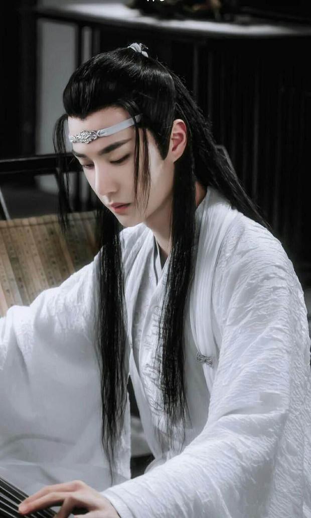 10 diễn viên Hoa ngữ cứ khoác áo lụa trắng lên là biến ngay thành thần tiên thoát tục ai nhìn cũng cưng - Ảnh 26.